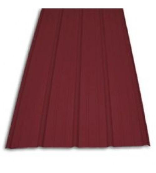 GalValume Roofing Sheet 10 ft Half White